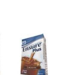 ENSURE PLUS CHOCOLATE TETRAP. 200ML